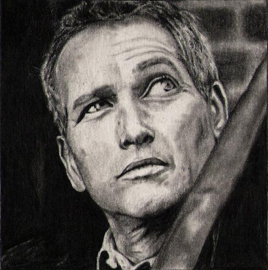 Paul Newman por silenthero1